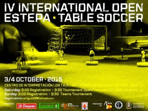 IV Open Internacional de Estepa