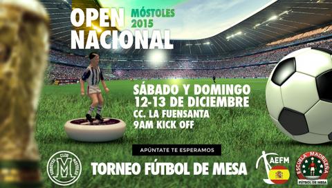Open Nacional de Móstoles